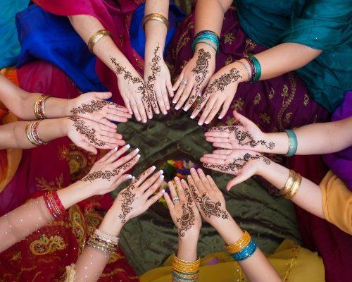 Henna Hands